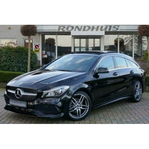 Mercedes-Benz CLA-Klasse Shooting Brake 180 7G-DCT Automaat