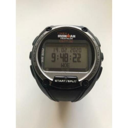 Timex Global trainer GPS horloge