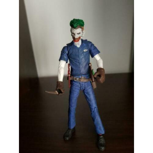 DC Comics Super-Villains The Joker action figure