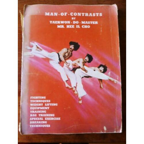 Man of Contrasts by Taekwon Do Master Mr. Hee Il Cho