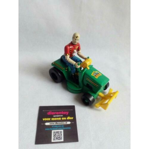 Crash Dummies Mower / grasmaaier