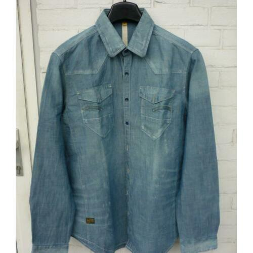 G-STAR jeans overhemd mt. XL