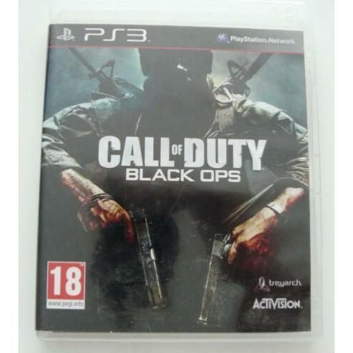 PS3 CallofDuty Black Ops ~ Game