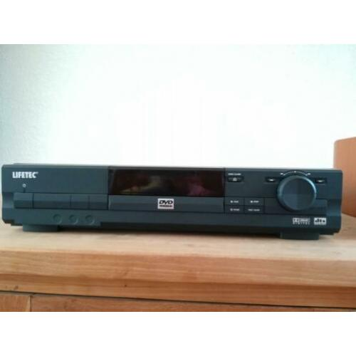 LIFETEC DVD player
