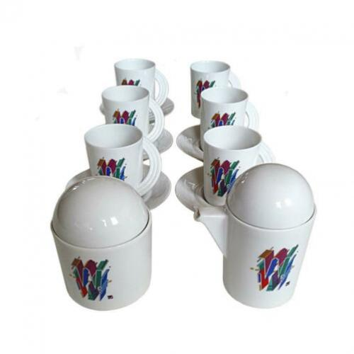 Marcello Morandini for Roshental Alphabet coffee set