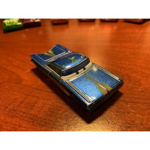 Disney Pixar Cars 1 the movie - Ghostlight Blue Ramone 1:55