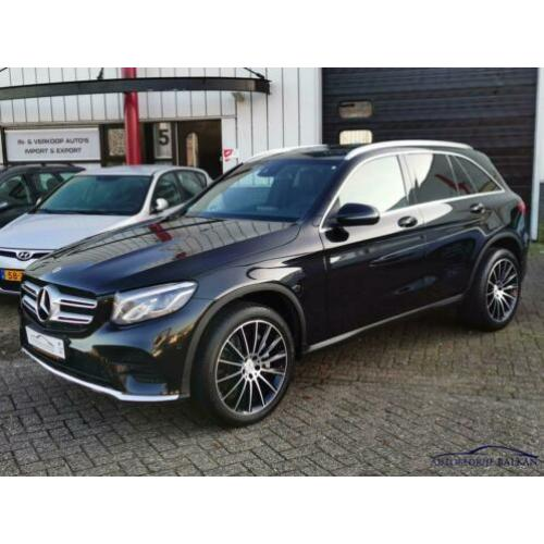 Mercedes-Benz GLC 250 4MATIC AMG-Line