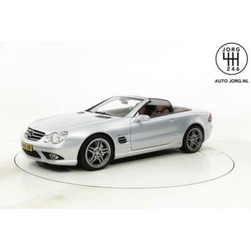 Mercedes-Benz SL-klasse 55 AMG Leder ABC AIRMATIC COMAND Key