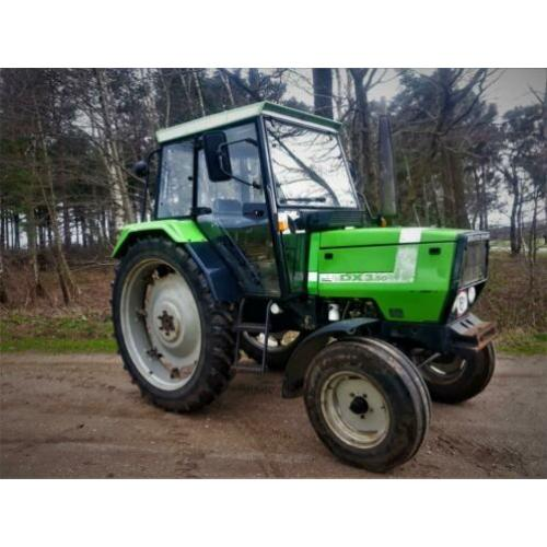 deutz dx 3.50 40KM +superkruip