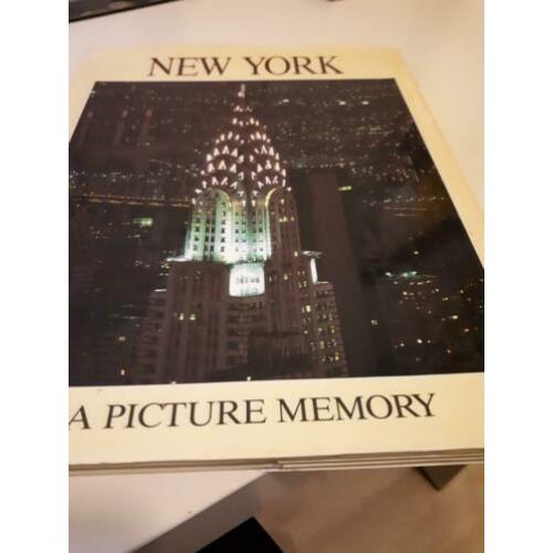 new york a picture memory