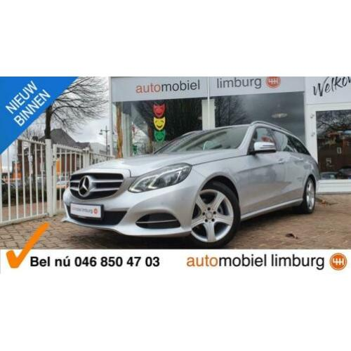 Mercedes-Benz E-klasse Estate 200 BlueTEC Ambition Avantgard