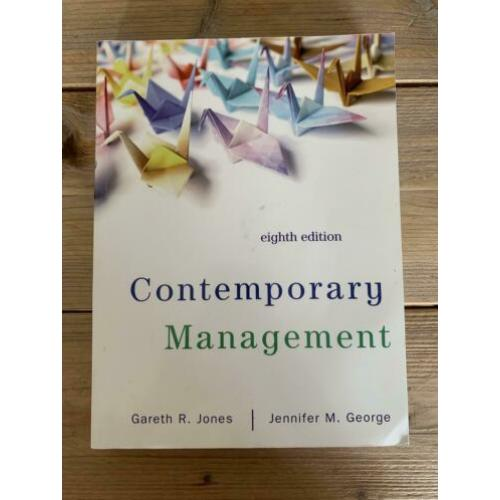 Contemporary Management by Jones & George