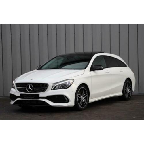 Mercedes-Benz CLA-Klasse Shooting Brake 180 AMG Aut7 Panoram