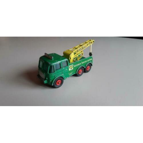 Takelwagen BP Matchbox King size Lesney