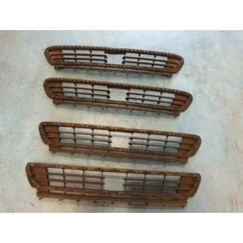 Golf 7 Bumper Rooster Grille Acc 5G0853677B