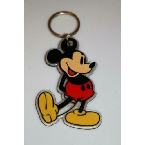 Mickey Mouse sleutelhanger hard plastic Brabo Group