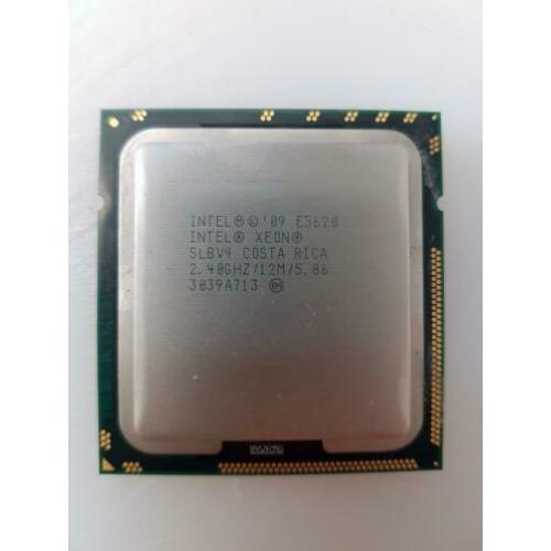 Intel Xeon E5620 2,4GHz 4core
