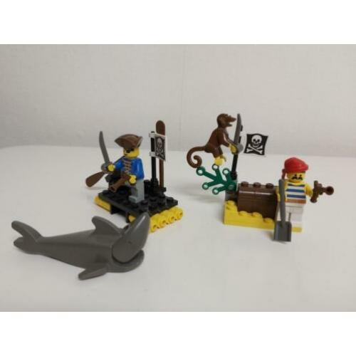 LEGO Pirates set: 6234 + 6235