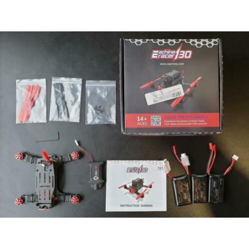 FPV drone quadcopter - Eachine Racer 130