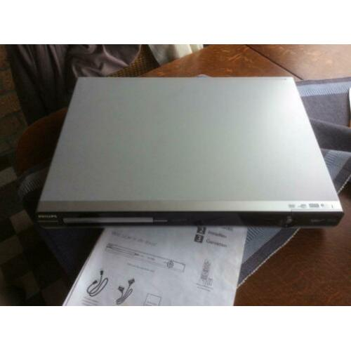 Hdd & dvd player/recorder dvdr3570h/ dvdr3590h usb aanslu