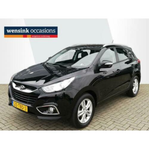 Hyundai ix35 2.0i Business Edition Navigatie | Cruise contro