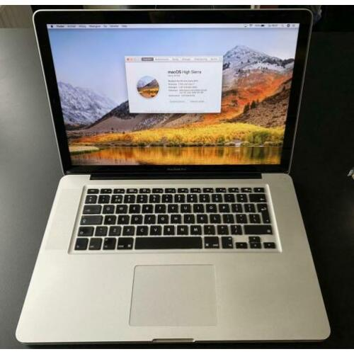 MacBook Pro i7 2,0 GHz 1TB SSD