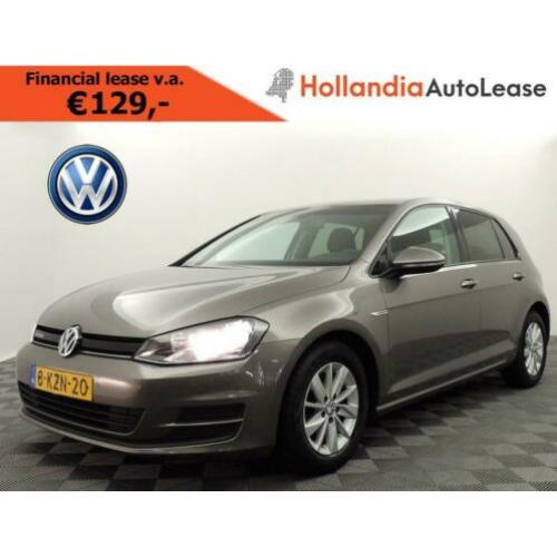 Volkswagen Golf 1.6 TDI 111pk 5drs Highline BlueMotion (navi
