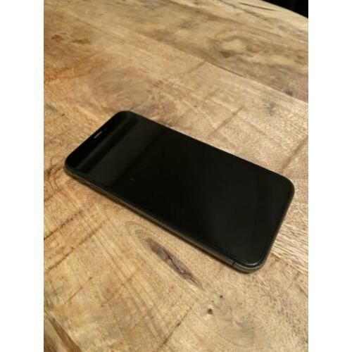 iPhone X, 256 GB, black