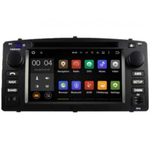 android 9 navigatie toyota corolla 2004 dvd carkit usb dab+