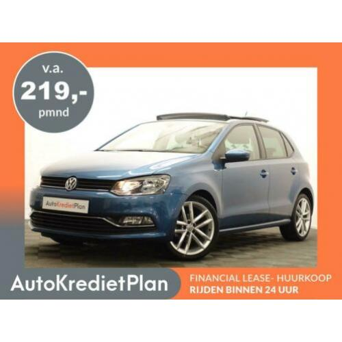 Volkswagen Polo 1.2 TSI Highline R-Design DSG7- Panoramadak,