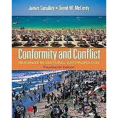 Conformity And Conflict Readings In Cultural A 9780205176014