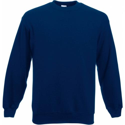 Fruit Of The Loom Fruit of the Loom sweater navy Truien en sweaters